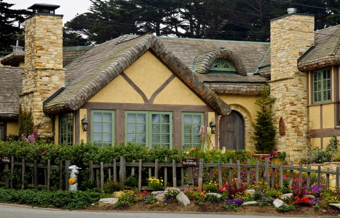 House in Carmel