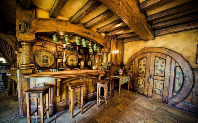 The Green Dragon - Hobbiton Village