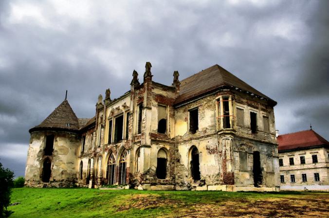 banffy castle, sursa foto presa locala